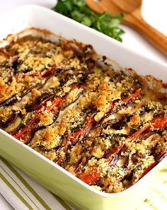 Vegetables baked with crispy bread Baked Vegetables, Veggies, Romanian Food, Romanian Recipes, Food Inspiration, Food And Drink, Pork, Health Fitness, Baking