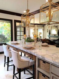 Vicki Gunvalson's New Kitchen | Designs By Katy