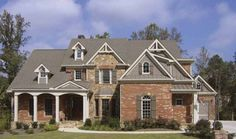 Master-Down Classic House Plan - 15608GE | European, Traditional, Luxury, Photo Gallery, 1st Floor Master Suite, Bonus Room, Butler Walk-in Pantry, CAD Available, Den-Office-Library-Study, Media-Game-Home Theater, PDF, Corner Lot, Sloping Lot | Architectural Designs
