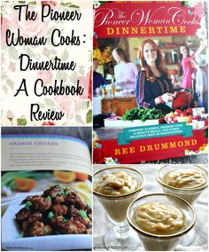 Dinnertime continues Ree Drummond's warm and inviting approach to food that is full of flavor