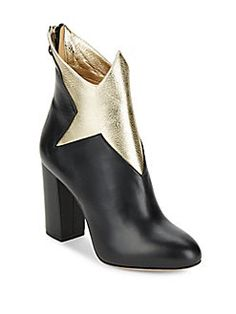 Charlotte Olympia - Galactica Star Leather Boots