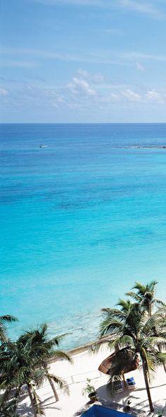 カンクンビーチ Cancun beach