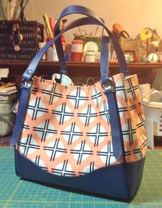 I LOVE this bag!!!  Charlotte City Tote