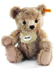 Steiff Teddy Bear-Paddy 027178. Veganize this please.