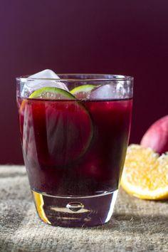 Best carlos and rossi sangria wine recipe on pinterest for Sangria recipe red wine triple sec