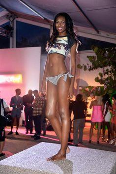 Short bikini fashion show 27