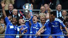 Chelsea: FA Cup 2012 Champions!