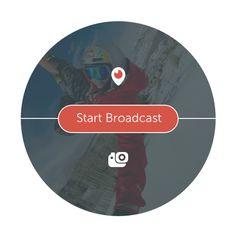 Periscope admitirá retransmisiones con cámaras GoPro