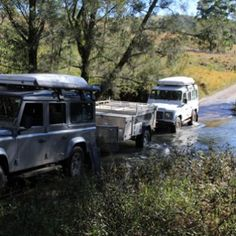Bear Rentals. See Eastern Australia in a self drive Land Rover Defender with deluxe camper.