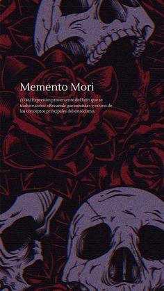 Memento mori wallpaper
