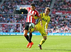 How Christian Eriksen flourished in free role against Sunderland. Read more at - http://www.squawka.com/news/christian-eriksen-vs-sunderland/177857#mTh6595Sr32FFTSp.99 #THFC #Spurs