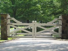 gate at Blackberry Farm