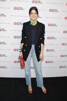 Leandra Medine Photos: PETER PILOTTO For Target Launch Event