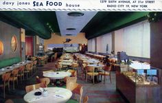 Davy Jones SeaFood House New York NY