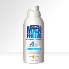 Tori from Toring America uses Zim's Max-Freeze Continuous Spray for her painful hips. Check out her review.