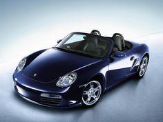 Porsche boxter my favorite car