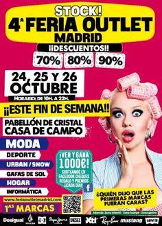 ¡¡Buenos días desde el Stock Feria Outlet Madrid!! Stand montado y dispuestos a recibiros con las mejores ofertas, ¿venís a visitarnos? www.esportsricardtarre.com