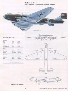 1938/1939 - Junkers Ju 89 foi um bombardeiro pesado desenvolvido para a Luftwaffe, durante a Segunda Guerra Mundial. Apenas dois protótipos foram construídos. Luftwaffe, Ww2 Aircraft, Military Aircraft, Aircraft Images, Air Fighter, Fighter Jets, Amerika Bomber, Fighting Plane, War Jet