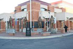 PUEBLO COLORADO MEDAL OF HONOR MEMORIAL Pueblo Colorado, State Of Colorado, Oh Beautiful, Beautiful Homes, Real Steel, Convention Centre, Homesteading, Places To Visit, City