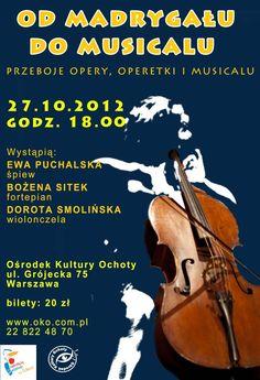 OD madrygału do musicalu - Warszawa - Informator Kulturalny Gdzieco.pl