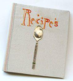 Taste-Test Recipe Binder