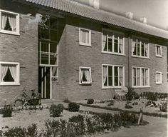 abeelstraat jaren 50 Historisch Centrum Leeuwarden - Beeldbank Leeuwarden