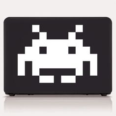 Alien vinyl decal sticker - Space Invader