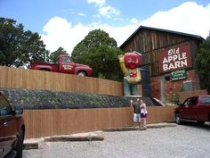 Old Apple Barn - Cloudcroft, NM. My favorite store that we visited on our way to see my stepson at Boy Scout summer camp in the Sacramento National Forrest