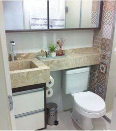 Bathroom Rustic Remodel Spaces Ideas For 2019 Bathroom Storage, Bathroom Interior, Bathroom Remodeling, Kitchen Sink Window, Bathroom Design Small, Rustic Kitchen, Kitchen Remodel, Interior Decorating, House Design
