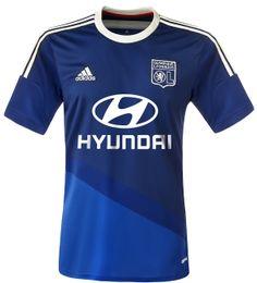 Olympique Lyonnais 14-15 Away Kit