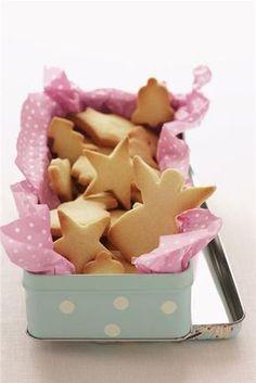 Εύκολα χριστουγεννιάτικα μπισκότα
