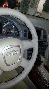 Перетяжка руля Audi A6. - Евгений Середа