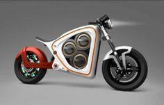 Rana2 by Frog Design: una nuova concept-bike elettrica