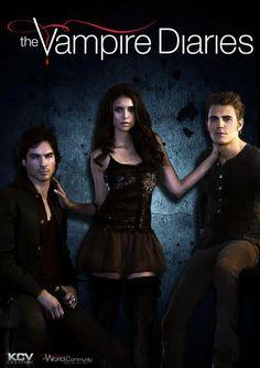 TVD!! THE VAMPIRE DIARIES!!! <3<3<3