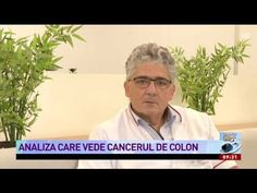 Analiza care vede cancerul de colon - YouTube Youtube, Entertainment, Tv, Television Set, Youtubers, Youtube Movies, Entertaining, Television
