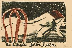Jiri Corvin, Art-exlibris.net