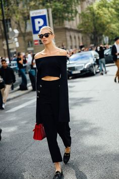Street Style SS17 Paris Fashion Week, septiembre de 2016 © Icíar J. Carrasco