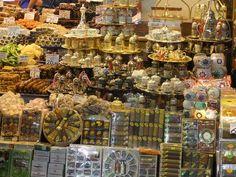 Spice Bazar in Istanbul