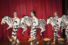 lion king zebra costume - Google Search                                                                                                                                                                                 More