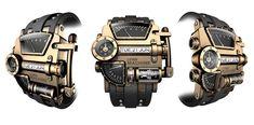 Steampunk watch  Steampunk watch