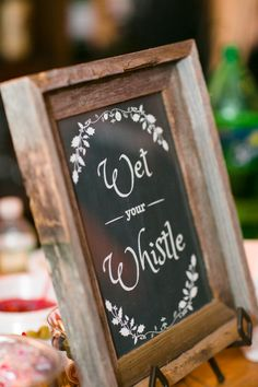 Printable Wet your Whistle Bar Sign by MadeWithLoveByJK on Etsy