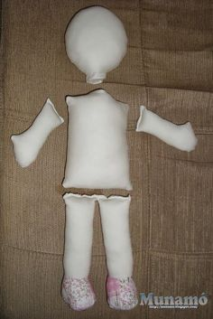 Tutorial: Cómo hacer una muñeca de trapo paso a paso