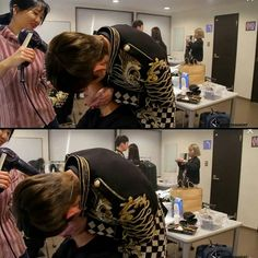 Daejae kiss attack  discovered by YYONG18 on We Heart It