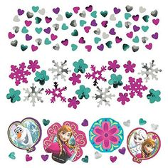 Disney Frozen Birthday Party Confetti Mix Decoration 1 Piece Multi Color 12 oz >>> You can get additional details at the image link.  This link participates in Amazon Service LLC Associates Program, a program designed to let participant earn advertising fees by advertising and linking to Amazon.com.