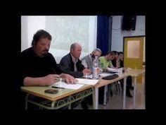 """Objetorxs a la LOMCE - Intervención del representante de la FAPA """"Juan G..."""