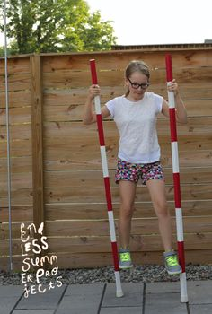A Backyard Circus Party: Endless SummerProjects - Home - Pars Caeli