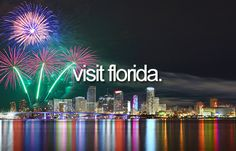 visit florida #bucketlist