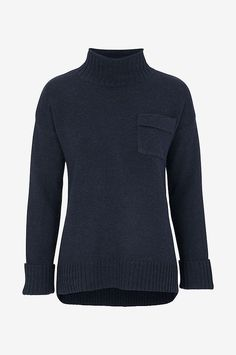 3f32f3a306ef Bluse til kvinder i uld silke sort