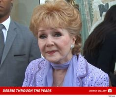 Debbie Reynolds died Wed, Dec 28, 2016 as a result of a stroke,  just one day after her daughter Carrie Fisher passed away. Debbie was rushed to a hospital shortly after 1 PM when someone at the Beverly Hills home of her son, Todd, called 911 to report a possible stroke. We're told Debbie and Todd were making funeral plans for Carrie, who died Tuesday of cardiac arrest.