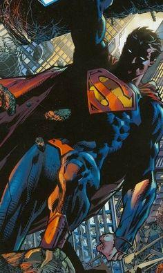 Superman-David Finch